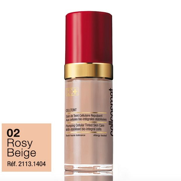Cellcosmet Cell Teint 02-Rosy Beige (30 ml)